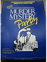 Murder Mystery Party (Death in St. James Park)
