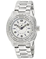 Fastrack Fastrack His and Her Analog White Dial Men's Watch - NE3071SM01