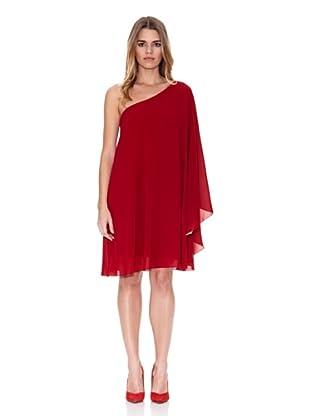 Poète Vestido Meryl (Rojo)