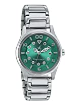 Fastrack Analog Green Dial Women's Watch - 6116SM02