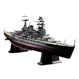 【クリックで詳細表示】Amazon.co.jp | 1/350 日本海軍戦艦 長門 昭和16年開戦時 | ホビー 通販
