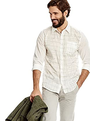Desigual Camisa Hombre Bruno