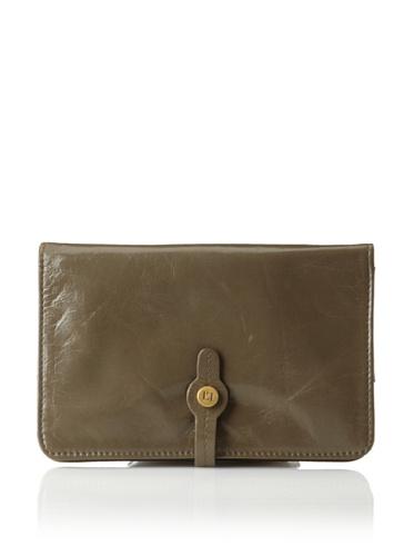 Latico Women's Josie Wallet (Steel Olive)