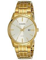 Citizen Analog Gold Dial Men's Watch - BI5002-57P