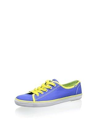 Keds Women's Rally Fashion Sneaker (Dazzling Blue)