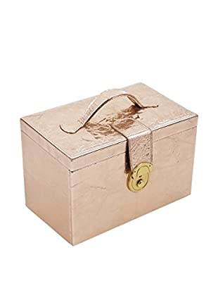 Cepi Pelleterie Caja para joyas Cianite