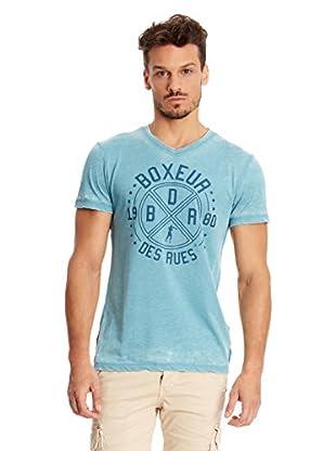 Boxeaur Des Rues T-Shirt California Style Big Print