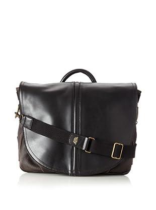 Bosca Men's Faustino Mail Bag (Black)