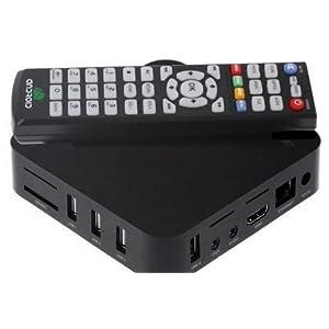 Mini Android 4.0 Tv Box Internate Tv Smart System 1080p