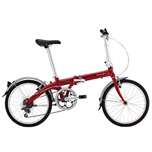 DAHON(ダホン) Route 20インチ アルミ 6speed Ruby
