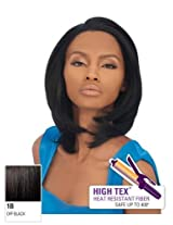 Outre Lace Front Wig Duby Color #1 B Off Black