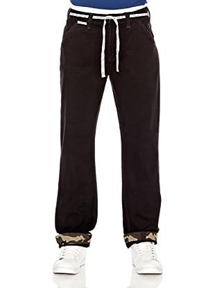 Grimey Wear Pantalón Largo Largo Grimey (Negro)