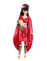 Barbie Collector Dolls of the World Japan Doll