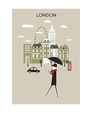 Really Nice Things Leinwandbild London