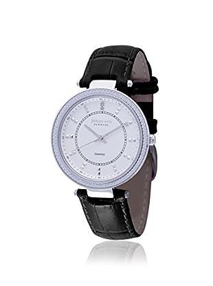 Johan Eric Women's JE1000B-04-001.7 Ballerup  Analog Display Quartz Black Watch