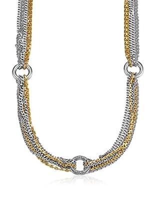 ESPRIT Collar ESNL91940B430 plata de ley 925 milésimas