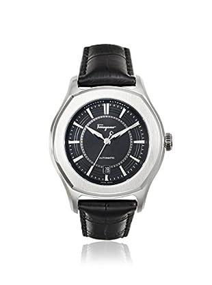 Salvatore Ferragamo Men's FQ1010013 Lungarno Black Stainless Steel Watch