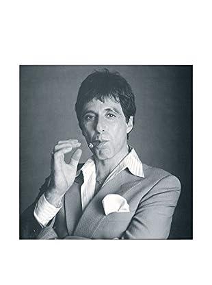 Artopweb Panel de Madera Al Pacino