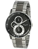 Kenneth Cole Dress Sport Analog Grey Dial Men's Watch IKC3784