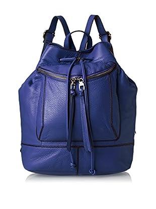 Kooba Women's Steinbeck Backpack, Washed Denim