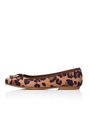 Bisue Bailarinas  Pelo Leopardo (Leopardo)