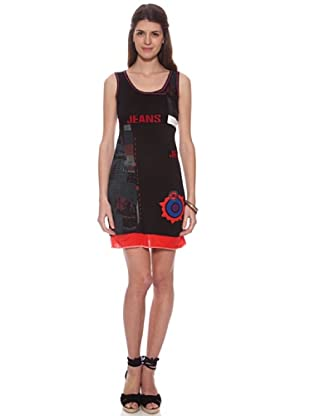 HHG Kleid Versalles (Schwarz)