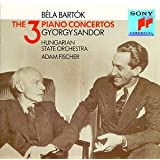 Bartok: The Three Piano ConcertosBela Bartok