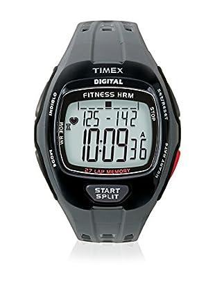 TIMEX Reloj de cuarzo Man Zone Trainer HRM Gris / Negro 41 mm