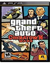 GTA China Town Wars (PSP)
