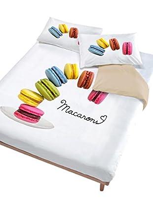 Italian Bed Linen Bettwäsche Macarons