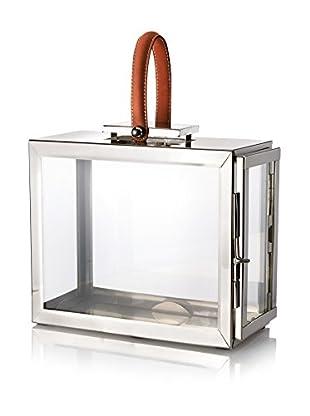 Sidney Marcus Hampton Lantern (Polished Nickel)