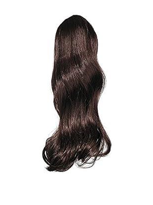 Love Hair Extensions Kunsthaar-Pferdeschwanz India mit Kordel 40,5cm, 2 Dark Brown