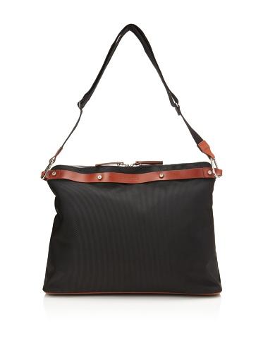 GEAR3 BY SAEN Men's Tote/Messenger Bag (Black)