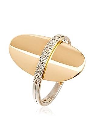 Gold & Diamonds Ring