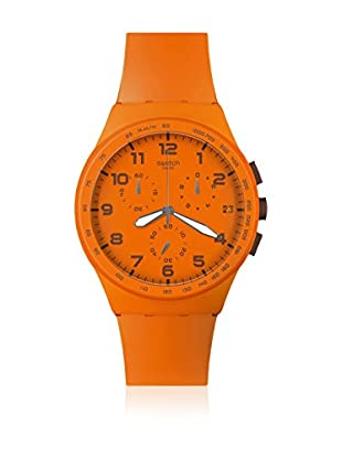 Swatch Quarzuhr Man Unisex Wild Orange 42.0 mm