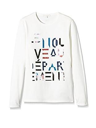 Silvian Heach Camiseta Manga Larga Lavon