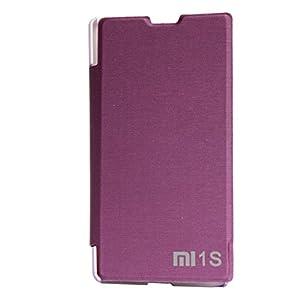 DMG PU Leather Flip Book Cover for Xiaomi Redmi 1s