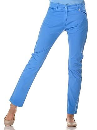Annarita N Pantalón Skinny (Azul)