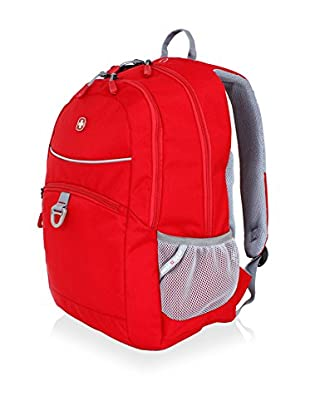SwissGear Nylon Backpack, Red Course