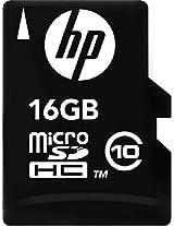 HP 16GB Class 10 microSDHC Memory Card