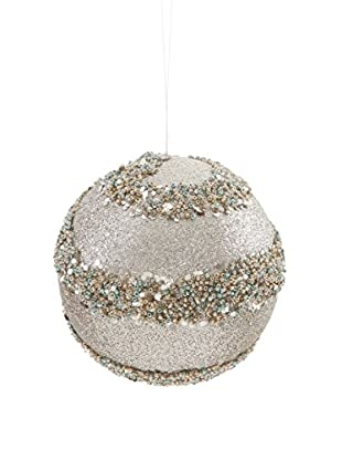 Winward Handcrafted Tiffany Swirl Ball, Multi