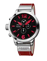 Haemmer Chronograph Black Dial Women's watch-I DHC-25