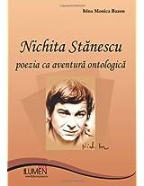 Nichita Stanescu-poezia ca aventura ontologica
