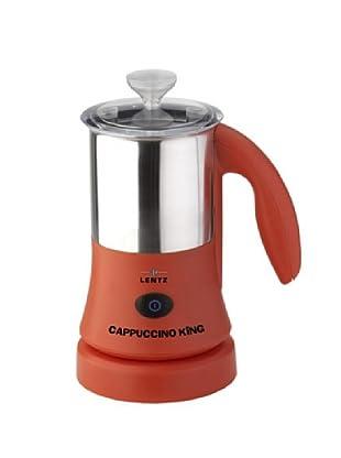 Lentz CAP160r Cappuccino+Cocktail King (Milch (heiß/kalt) 160 ml, Aufschäumen 80 ml)