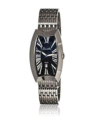 Bertha Uhr mit Schweizer Quarzuhrwerk Laura silberfarben 33 mm