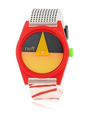 Neff Uhr Daily orange/rot 40  mm