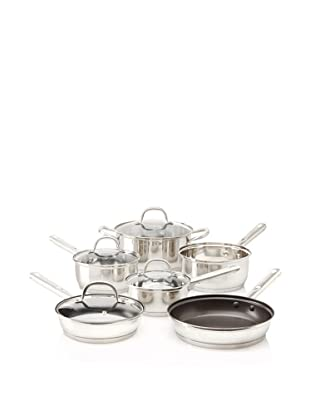 Berghoff Dorato 10 Piece Cookware Set Stainless Steel