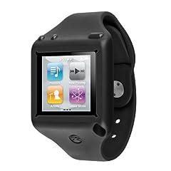 SwitchEasy TICKER for iPod Nano 6G プレアデスダイレクト限定品(Black)[SW-TKN6-BK-PD]