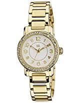 Tommy Hilfiger Analog Off-White Dial Women's Watch - TH1781477J