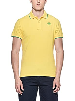 Hot Buttered Polo Hb Stripes